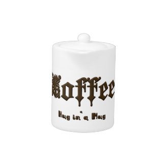 Coffee - a Hug in a Mug    Gothic