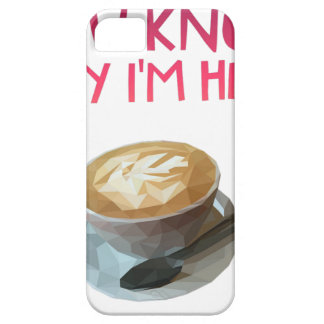 Coffee AA Anonymous Drunk Fellowship iPhone 5 Cover