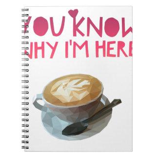 Coffee AA Anonymous Drunk Fellowship Notebook