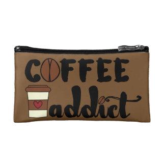 Coffee Addict II Cosmetic Bag