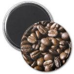 COFFEE ADDICT'S DREAM FRIDGE MAGNET