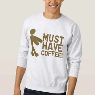 Coffee Addicts Morning Java Sweatshirt