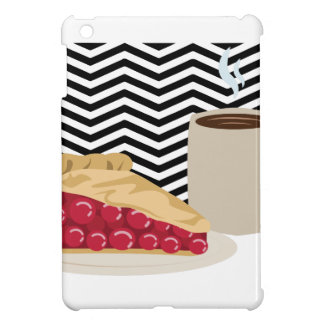 Coffee And Cherry Pie Case For The iPad Mini