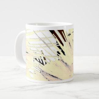 Coffee and Cream. Large Coffee Mug