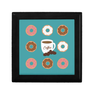 Coffee and Donuts Gift Box