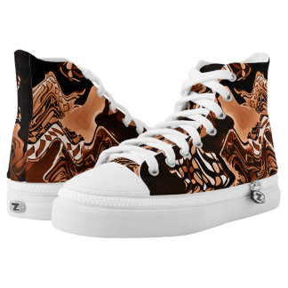 Coffee And Figures♥ High Tops