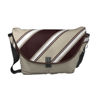 Coffee and Flannel Commuter Bag