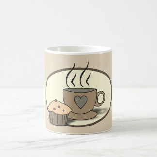 Coffee and Muffin Mug for Coffee Lovers