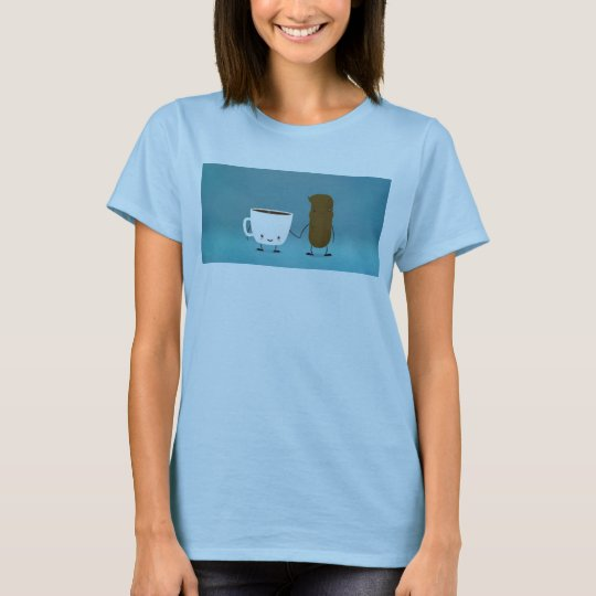 Coffee and Poop BFFs T-Shirt