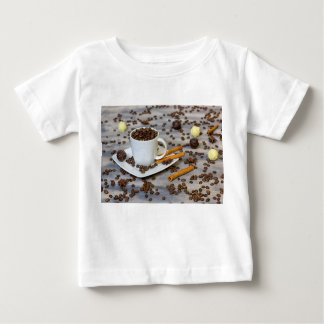 Coffee and spices baby T-Shirt