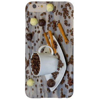 Coffee and spices barely there iPhone 6 plus case