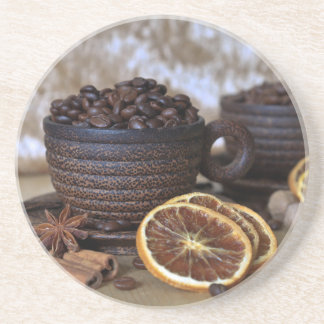 Coffee and Spices Coaster
