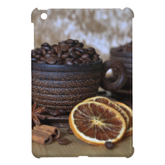 Coffee and Spices Cover For The iPad Mini