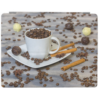 Coffee and spices iPad cover