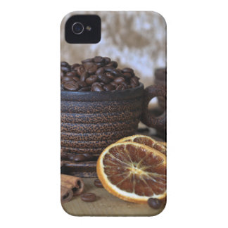 Coffee and Spices iPhone 4 Case-Mate Cases