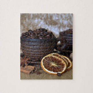 Coffee and Spices Jigsaw Puzzle