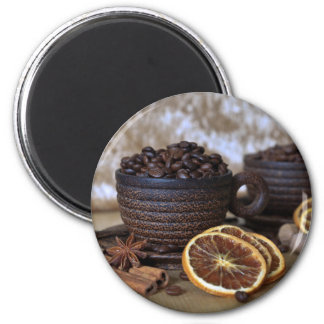 Coffee and Spices Magnet
