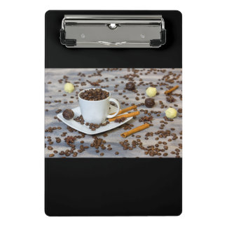 Coffee and spices mini clipboard