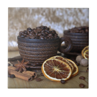 Coffee and Spices Tile