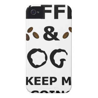 Coffee And Yoga Keep Going Case-Mate iPhone 4 Case