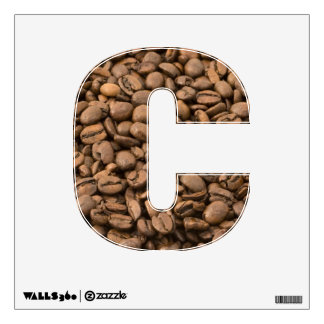 Coffee Background Wall Decal