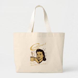 Coffee Canvas Bags