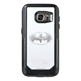 Coffee Bat Symbol - Gray OtterBox Samsung Galaxy S7 Case