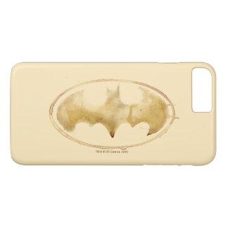 Coffee Bat Symbol iPhone 7 Plus Case