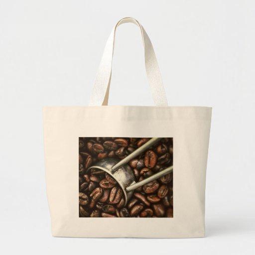 Coffee Bean Canvas Bag