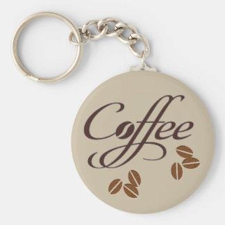 Coffee Bean Key Chain