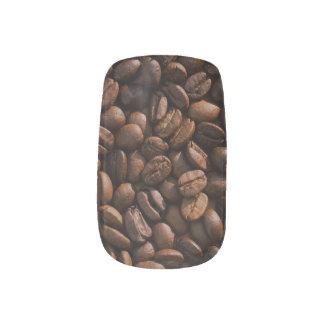 Coffee Bean Nail Art
