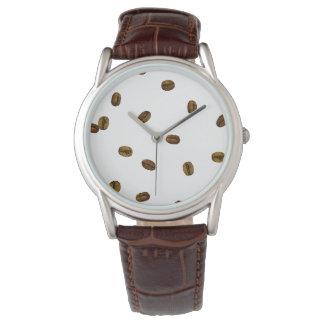 Coffee Bean Pattern Watches