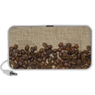 coffee bean speakers