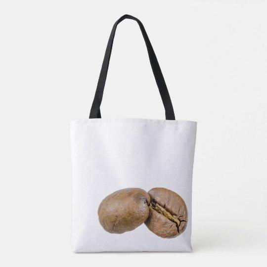Coffee Bean Tote Bag