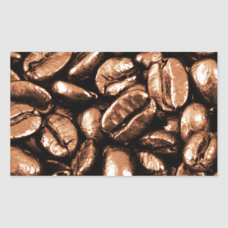 Coffee Beans Abstract refreshment restaurant coca Sticker