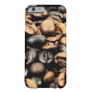 Coffee Beans Background Barely There iPhone 6 Case