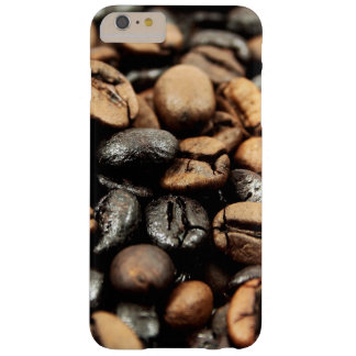Coffee Beans Background Barely There iPhone 6 Plus Case