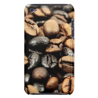 Coffee Beans Background Barely There iPod Case