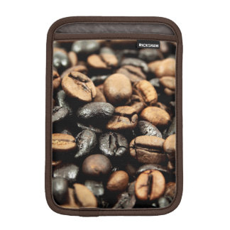 Coffee Beans Background Sleeve For iPad Mini