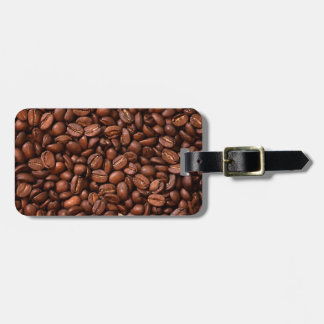 Coffee Beans Bag Tag