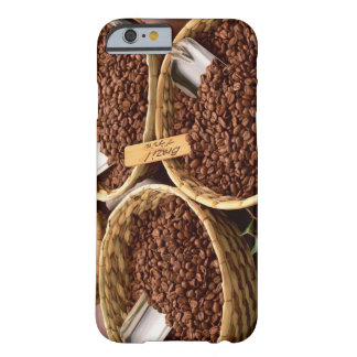 Coffee Beans Barely There iPhone 6 Case
