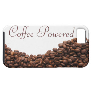 Coffee Beans Coffee Powered Case For The iPhone 5