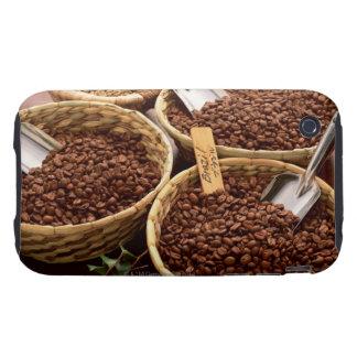 Coffee Beans iPhone 3 Tough Case