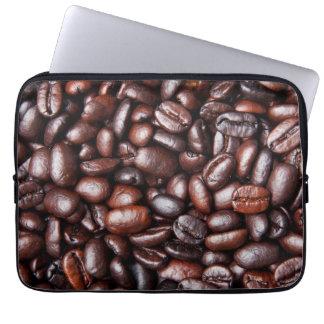 Coffee Beans - Java Bean Customized Templates Laptop Sleeve