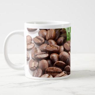 """Coffee Beans"" Jumbo Mug"