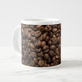 Coffee Beans Jumbo Mug