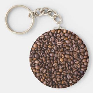 Coffee Beans! Keychain