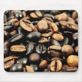 Coffee Beans Photography Mouse Pad