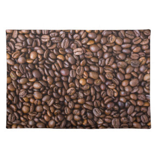 Coffee beans! placemat