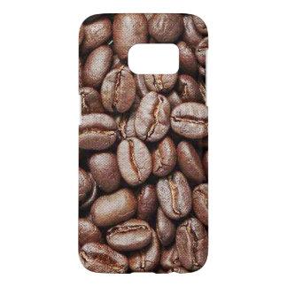 Coffee Beans Samsung Galaxy S7 Case